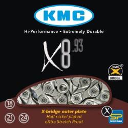 Αλυσίδα kmc X-8 8ταχυτήτων