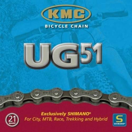 Αλυσίδα kmc UG51-21 ταχυτήτων