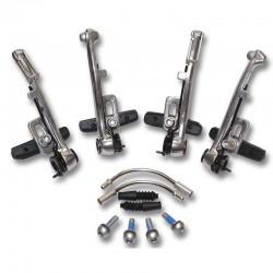Σέτ v-brakes αλουμινίου Saccon