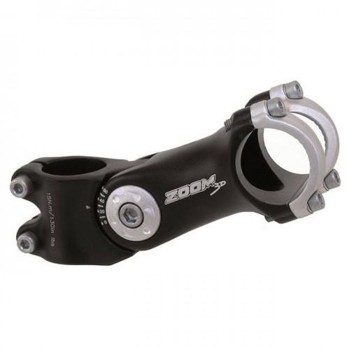 Λαιμός Ποδηλάτου A-HEAD Ρυθμιζόμενος αλουμινίου Zoom 31.8 125mm