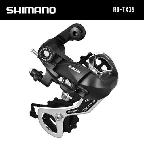 Ντεραγιέρ οπίσθιο Shimano TX 35 χωρίς νύχι