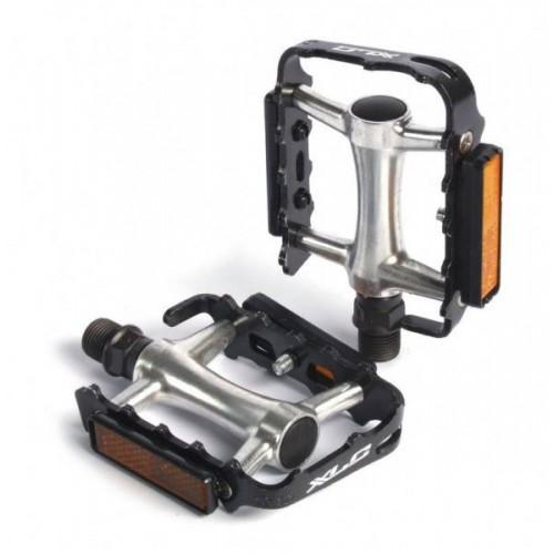 Πετάλια ποδηλάτου αλουμινίου XLC Ultralight PD-M04
