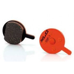 Τακάκια δισκόφρενου οργανικά XLC BP-O01