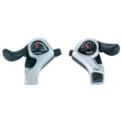 Σετ Χειριστήρια Shimano: SL-TX50 3x6&7 Speed