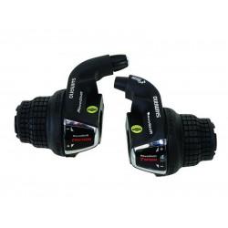 Σέτ Χειριστήρια Shimano Tourney RS 35 Revo Shift (3x 7 ταχυτήτων)