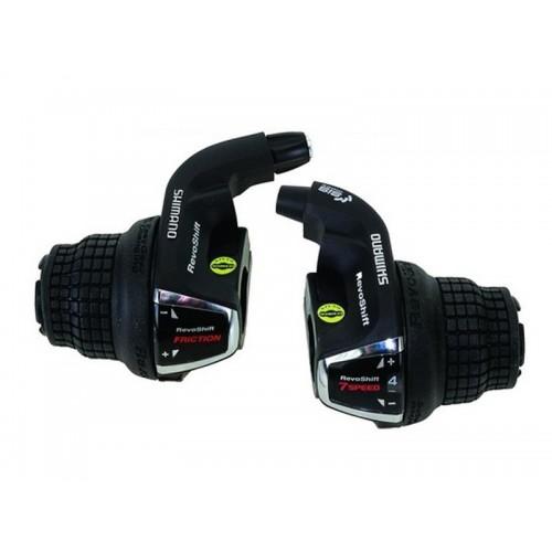 Σέτ Χειριστήρια Shimano Tourney RS 45 Revo Shift (3x 7 ταχυτήτων)