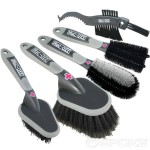 Σέτ Βούρτσες MUC-OFF 5x PREMIUM BRUSH KIT