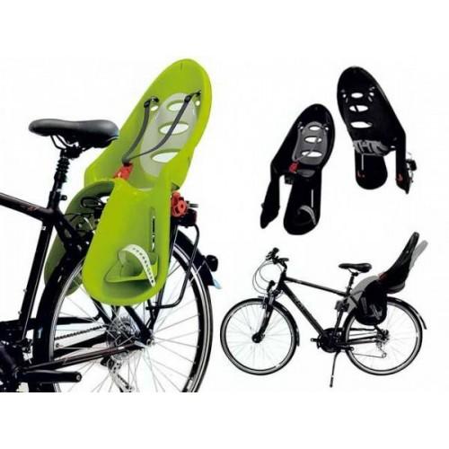 Κάθισμα ποδηλάτου παιδικό OK-Baby Eggy Pack