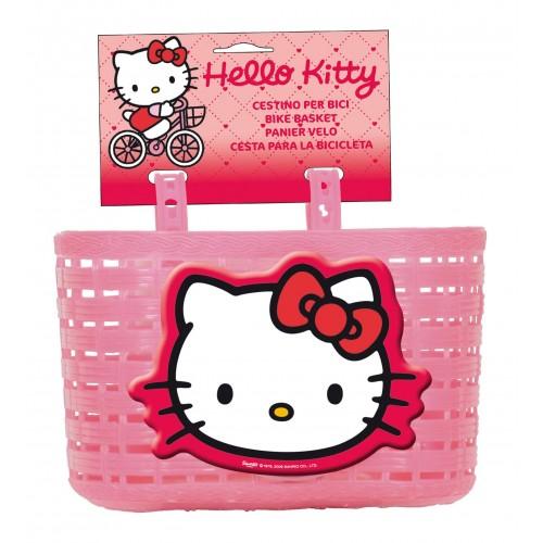 Καλάθι ποδηλάτου παιδικό Hello Kitty