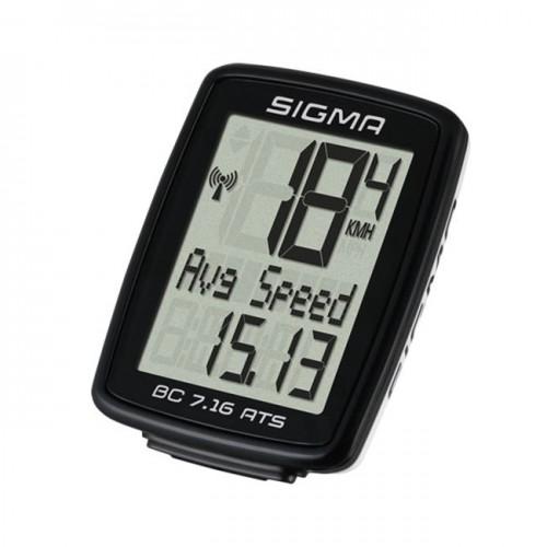 Κοντέρ Ποδηλάτου Sigma BC 7.16 ATS