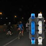 Φανάρι ποδηλάτου Οπίσθιο USB