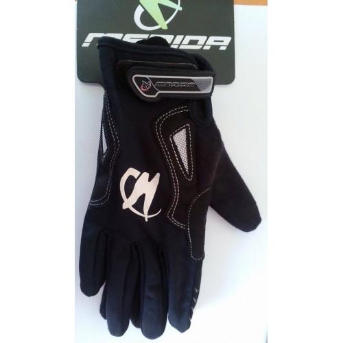 Γάντια ποδηλάτου μακριά με gel MERIDA