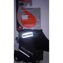 Γάντια ποδηλάτου κοφτά με gel Barbieri Vento