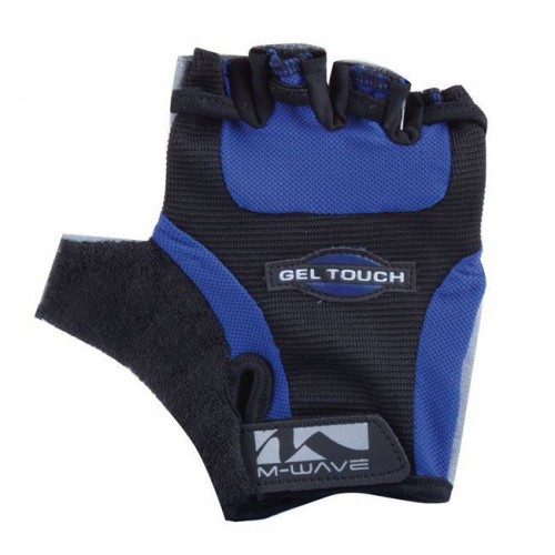 Γάντια ποδηλάτου κοφτά με Gel M-Wave