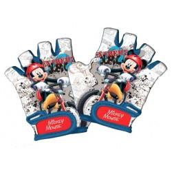 Γάντια ποδηλάτου παιδικά κοφτά Disney Mickey Mouse