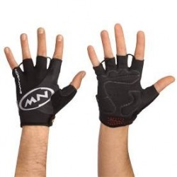 Γάντια ποδηλάτου κοφτά με gel NorthWave