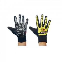 Γάντια ποδηλάτου μακριά με gel NorhWave Skeleton