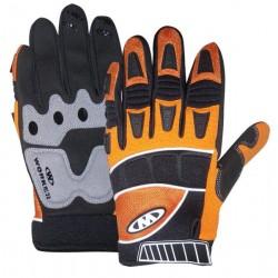 Γάντια ποδηλάτου μακριά με gel Worker