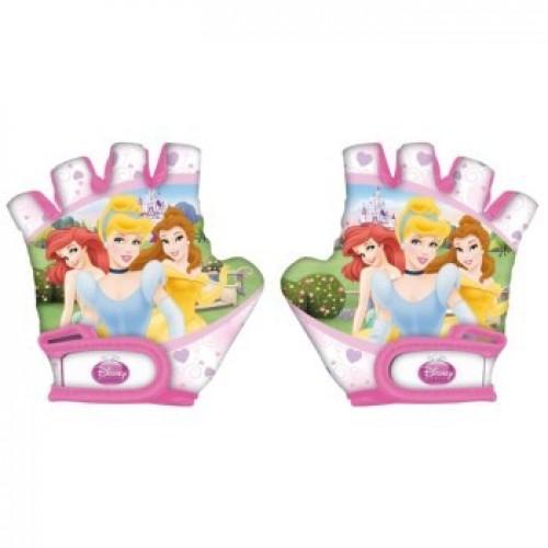 Γάντια ποδηλάτου παιδικά κοφτά Disney Princess