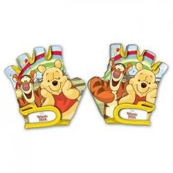Γάντια ποδηλάτου παιδικά κοφτά Disney Winnie