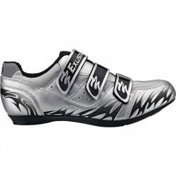 Παπούτσια ποδηλάτου Κούρσας EXUSTAR