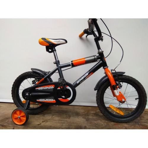 """Bimbo orange 14"""""""