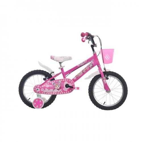 Ποδήλατο παιδικό CEMBIO HELLO GIRL 16''