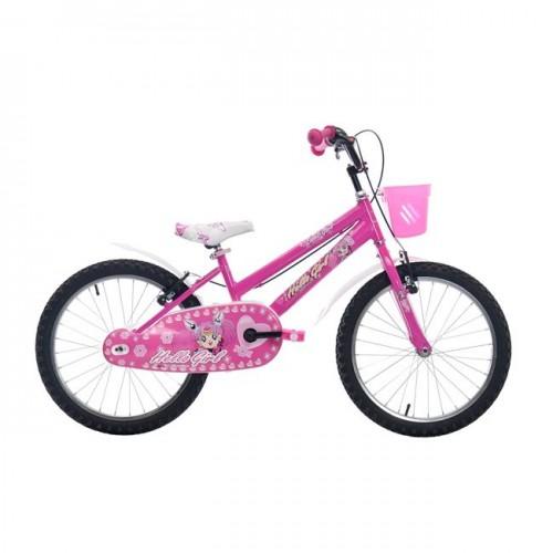 Ποδήλατο παιδικό CEMBIO HELLO GIRL 20''