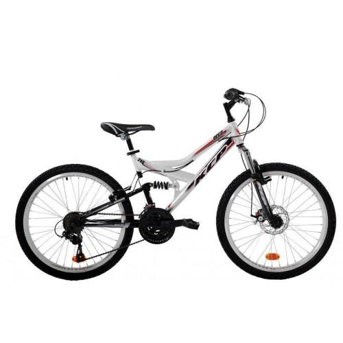 Ποδήλατο παιδικό KCP' ORCA FSF REVO F-DISC 24'