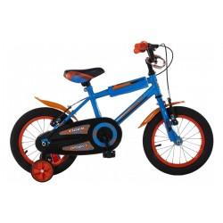 Ποδήλατο Παιδικό Tiger 14'' V-Brake Orient Blue 151501