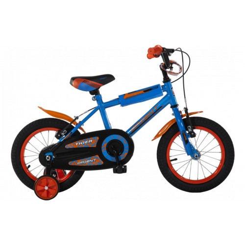 Ποδήλατο παιδικό Orient Tiger 18'' ΜΠΛΕ κωδ.151503