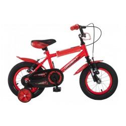 Ποδήλατο παιδικό Orient Tiger 18'' ΚΟΚΚΙΝΟ κωδ.151503