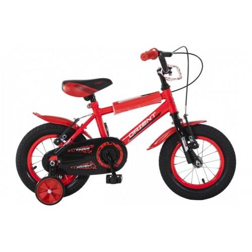 Ποδήλατο παιδικό Orient Tiger 12' ΚΟΚΚΙΝΟ κωδ.151002