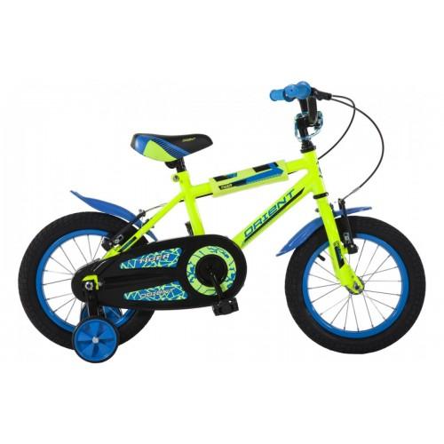 Ποδήλατο παιδικό Orient Tiger 20'' ΚΙΤΡΙΝΟ κωδ.151504