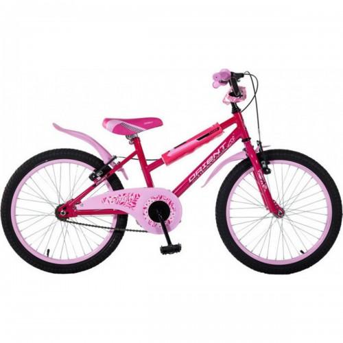 Ποδήλατο παιδικό Orient Tiger 20'' Girl ΦΟΥΞΙΑ κωδ.151504
