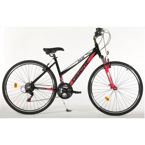 Ποδήλατο Trekking ORIENT PULSE lady κωδ. 151506 black