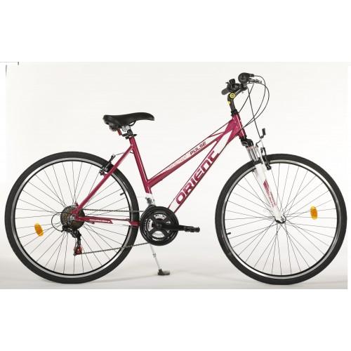 Ποδήλατο Trekking ORIENT PULSE lady κωδ. 151506 pink