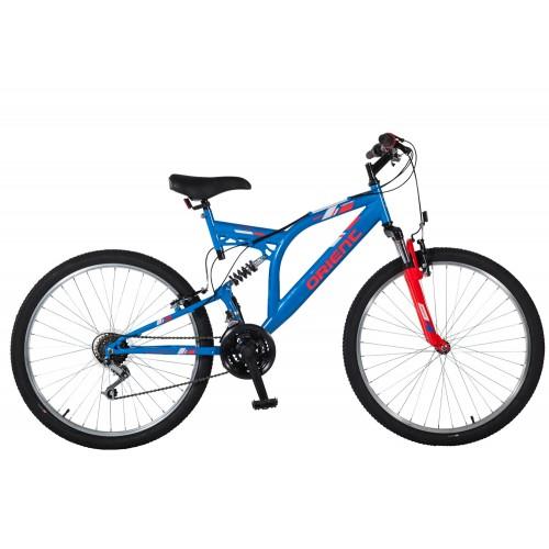 Ποδήλατο βουνού Orient Comfort Susp.26'' blue κωδ.151149