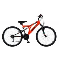 """Ποδήλατο παιδικό Orient Comfort suspension 20""""-πορτοκαλι"""