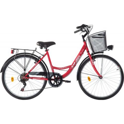 Ποδήλατο Πόλης Orient City Lady 26 6-Speed