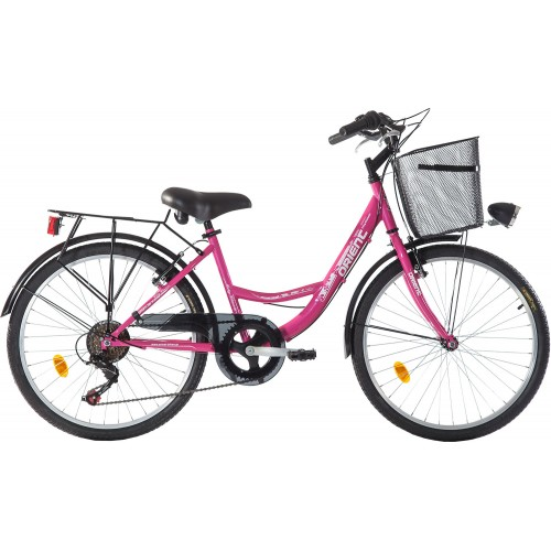 Ποδήλατο Πόλης Orient City Lady 24 6-Speed κωδ. 151416