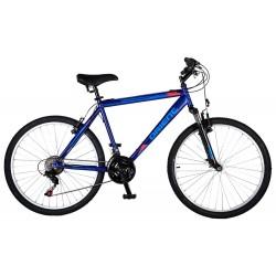 """Ποδήλατο βουνού Orient Luxus 26"""" man -μπλε"""