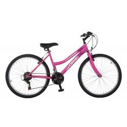 """Ποδήλατο ATB Orient Matrix 26"""" Lady-φουξια"""