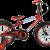 Ποδήλατο παιδικό ORIENT TIGER 12″ κωδ.151002