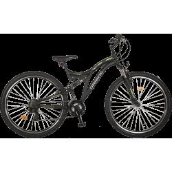 Ποδήλατο βουνού Orient HILL 29″ 21sp.-μαυρο-πρασινο