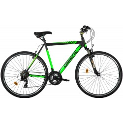 Ποδήλατο Trekking Orient Avenue 28''man black/green