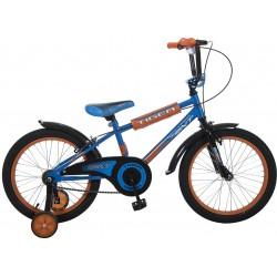 Ποδήλατο παιδικό ORIENT TIGER 12″ κωδ.151002-μπλε