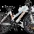 Ποδήλατο Trekking Orient Vita 28'' 2021 lady ΑΣΠΡΟ