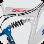 Ποδήλατο παιδικό Orient Comfort suspension 20