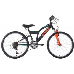 Ποδήλατο παιδικό Orient VERSUS 24''-μαυρο